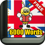 Learn English - 6,000 Words.