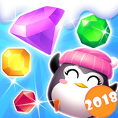 Ice Crush 2018 - A new Puzzle Matching Adventure v1.6.0 (2018).