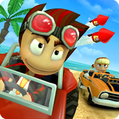 Beach Buggy Racing v1.2.18 (2018).