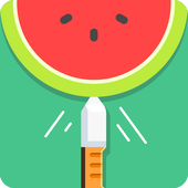 Knife vs Fruit: Just Shoot It! v1.2 (2018).