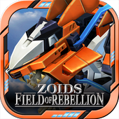 ZOIDS FIELD OF REBELLION v2.0.7 (2018).