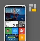 Square Home Launcher : Windows style v2.1.4 (2020)   Windows Temalar Skachat Android Yuklamalar To'plamlar.